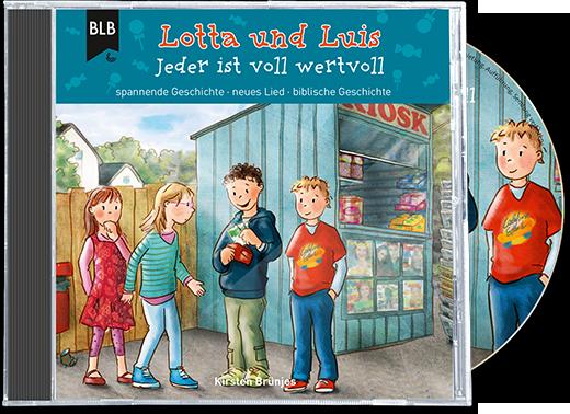 Lotta und Luis – Jeder ist voll wertvoll