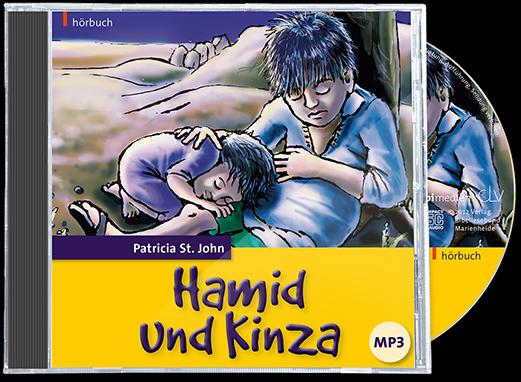 Hamid und Kinza