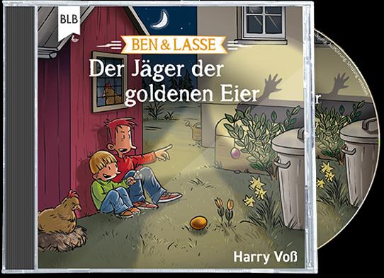 Jäger der goldenen Eier (Oster-CD)