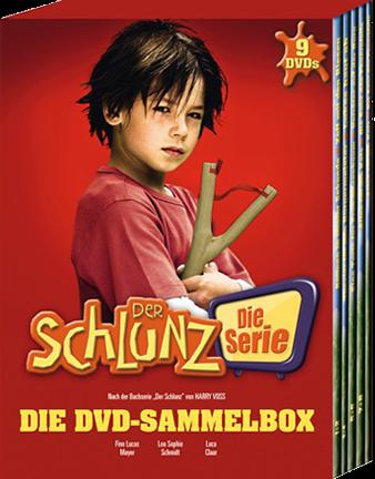 Der Schlunz – Die DVD-Sammelbox