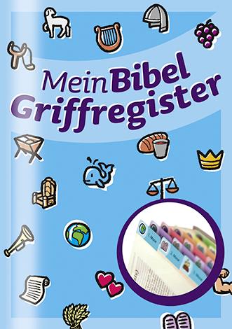 Mein Bibel-Griffregister